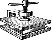 Механические прессы своими руками